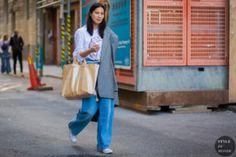 STYLE DU MONDE / Stockholm SS 2017 Street Style: Elinor Nystedt  // #Fashion, #FashionBlog, #FashionBlogger, #Ootd, #OutfitOfTheDay, #StreetStyle, #Style