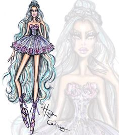 Couture Ballet by Hayden Williams: 'Ethereal Beauty'