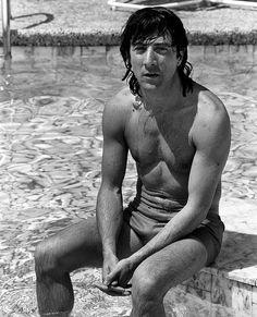 Dustin Hoffman in 1975