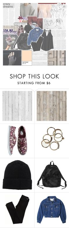 """""""~ coming out of my cage ~"""" by falling-for-your-eyes ❤ liked on Polyvore featuring Piet Hein Eek, Vans, Monki, American Eagle Outfitters and Rebecca Taylor"""