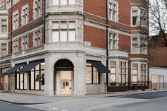 Christopher Kane Store in London by John Pawson