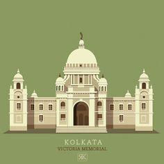 Kolkata vector
