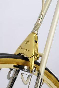 Haak Bike Colnago Arabesque Custom made. Vintage Luxury Bicycles