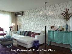 15 Salas com Sofá Branco Decoradas! Super Tendência!