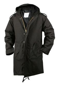 Winter Coats on Pinterest | Military, Parkas and Hoods