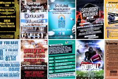 design posters, flyer, brochure by arsl_khan