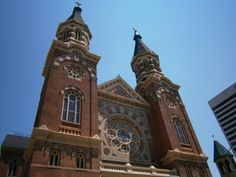 St. Charles Borromeo church in Detroit,