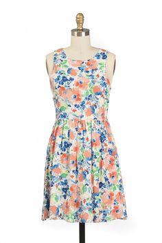 Blanca Dress Blue