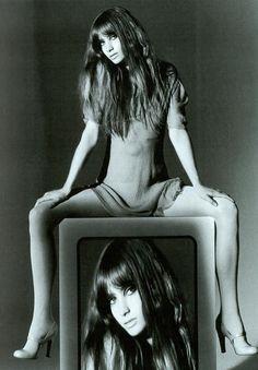 Jessica Miller in Strike A Pose for Vogue Italia, July 2003Shot by Bert SternStyled by Nicoletta Santoro