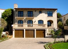 Before & After - mediterranean - exterior - los angeles - Pritzkat & Johnson Architects