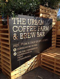 Samson Girl: The Urban Coffee Farm and Brew Bar