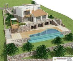 eğimli arazi projeleri ile ilgili görsel sonucu