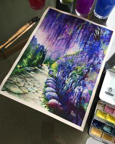 """1,548 mentions J'aime, 18 commentaires - Adem Potaş (@adempotas) sur Instagram: """"#spring#purple#purplecluster ....…"""""""