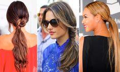 Peinados fáciles: 7 coletas que poner a prueba esta primavera-verano