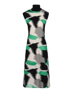 Printed dress by DAMIR DOMA #Autumn Winter 2014 Pre Collection New Arrival Shop Fashion Trend