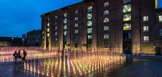 Townshend Landscape Architects - Projects - Granary Square, King's Cross