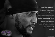 ray lewis Quotes To Live By | Baltimore Ravens News | Do Ray Lewis' repeated references to God ...