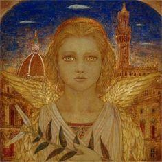 Regilla ⚜ An angel in Florence, Masaaki Sasamoto