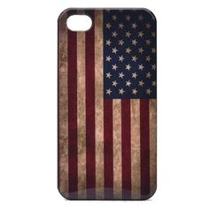 """American Flag"" iphone case"