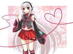 Anime - Vocaloid - Haku - Yowane - Haku Yowane Wallpaper