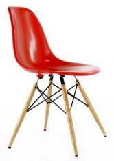 Charls Eames - DSW - Red