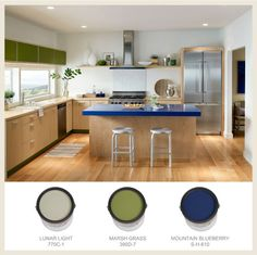 kitchen paint colors images add some color to your kitchen using a palette that all 5454