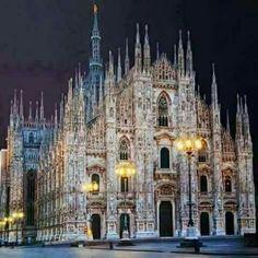 Duomo de Milan.