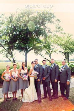 Project Duo Photography: Charleston Wedding