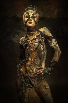 Horror, Art and Body Parts - Horror, Art and Body Parts — By Stefan Gesell Photography - Fantasy Island, Dark Photography, Portrait Photography, My Demons, Creature Feature, Fashion Poses, Creative Portraits, Gothic Art, Fantasy Artwork