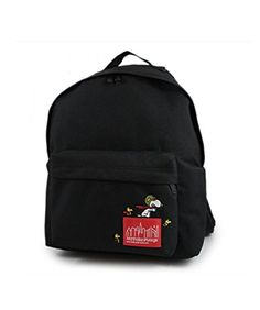 (M,Black) (マンハッタンポーテージ) Manhattan Portage リュックサック デイパック ビッグアップル ピーナッツ/スヌーピー PEANUTS/SNOOPY Big Apple Backpack MP1210SNPY15 ANAGRAM 1210SNPY15 Manhattan Portage(マンハッタンポーテージ) http://www.amazon.co.jp/dp/B018NVPQHO/ref=cm_sw_r_pi_dp_LmAwwb178RFZR