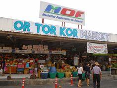Clara的玩樂速寫誌: 曼谷寫意遊(九):掃盡海味乾貨芒果零食