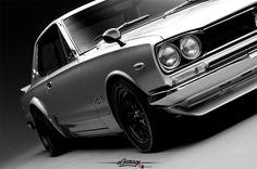 Skyline teej 1971 Skyline GT R