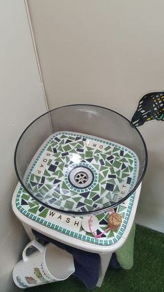 New Sink And Tiled Top