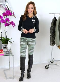 Sydne Style - A-Z Trend Guide: Army Chic #sstrendguide #justfab