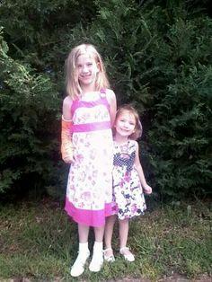 MaKayla (left) Callie (right)