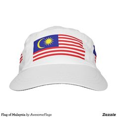 Flag of Malaysia Hat