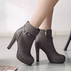 high heels – High Heels Daily Heels, stilettos and women's Shoes Platform High Heels, Platform Boots, High Heel Boots, Heeled Boots, Shoe Boots, Boot Heels, Women's Boots, Stilettos, Stiletto Heels