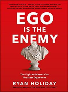 Booktopia has Ego is the Enemy, The Fight to Master Our Greatest Opponent by Ryan Holiday. Buy a discounted Paperback of Ego is the Enemy online from Australia's leading online bookstore. Got Books, Books To Read, Big Five For Life, Columbia, It Pdf, Power Of Meditation, The Journey, Mind Maps, This Is A Book
