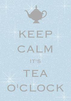 keep calm its tea oclock / Created with Keep Calm and Carry On for iOS Tea Time Quotes, Tea Quotes, Coffee Quotes, Happy Tea, Keep Calm Quotes, Card Sentiments, Flower Tea, Tea Art, My Cup Of Tea