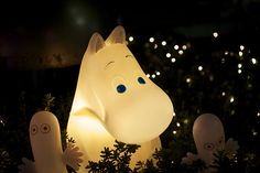 Moomin. Lamp.  I  loved the moomins. When I was. Little. Want. This lamp badly for my new. Home I'm. Restoring