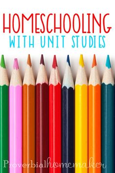 Homeschooling with unit studies can add a whole different dimension to your homeschooling journey. Here are a few ways to us unit studies today! Teaching Us History, Elementary Teaching, History Education, How To Start Homeschooling, Homeschool Curriculum, Montessori Homeschool, Curriculum Planning, Home Schooling, Art Design