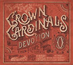 Crown Cardinals - Devotion by Yeaaah! Studio