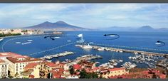 "The ""ring"" of the America's Cup World Series - Naples / 7-15 April 2012"