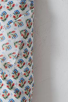 SEASALT Printed Cotton Voile Fabric