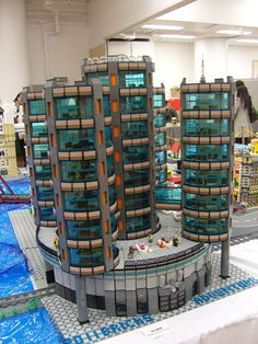 Lego Minecraft, Lego Moc, Lego Display, Lego Boards, All Lego, Lego Modular, Lego Castle, Cool Lego Creations, Lego Design