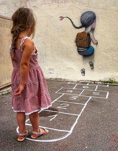 106 of the most beloved Street Art photos and videos – Year 2019 art art graffiti art quotes 3d Street Art, Murals Street Art, Street Art Graffiti, Street Art Utopia, Urban Street Art, Amazing Street Art, Best Street Art, Mural Art, Street Artists