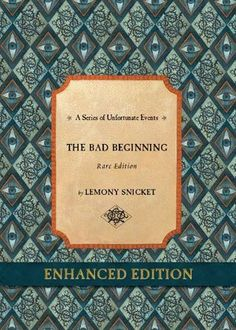 15 best ghost books for tweens and teens images on pinterest books great deals on series of unfortunate events the bad beginning rare edition enhanced by lemony snicket limited time free and discounted ebook deals for fandeluxe Image collections