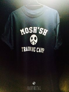 """""""poormansgold: 10 days left until BABYMETAL show in Tokyo! Join the Mosh'sh Training Camp to get ready to Mosh'sh! """""""