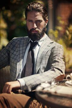 Astounding Face Hair Beards And Beard Tattoo On Pinterest Short Hairstyles Gunalazisus