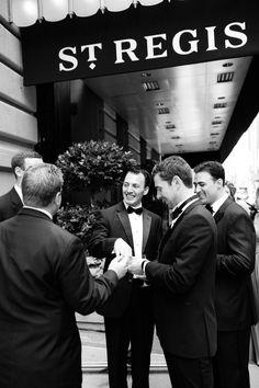 Yena & Andrew Yena & Andrew's memorable luxury wedding at St Regis New York Nyc Wedding Photographer, Wedding Photography, New York Wedding Dresses, Hotel New York, Vera Wang, Pink Wedding Decorations, Manhattan, Ballroom Wedding, Location